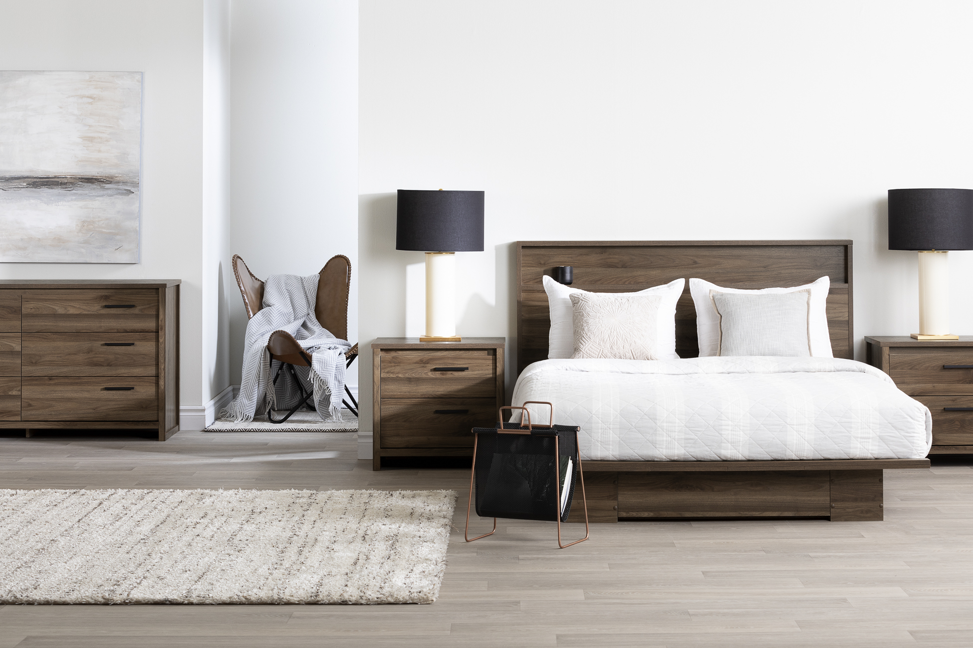 Relooker Un Vieux Bureau En Bois décorer sa chambre sans se ruiner, c'est possible! | meubles