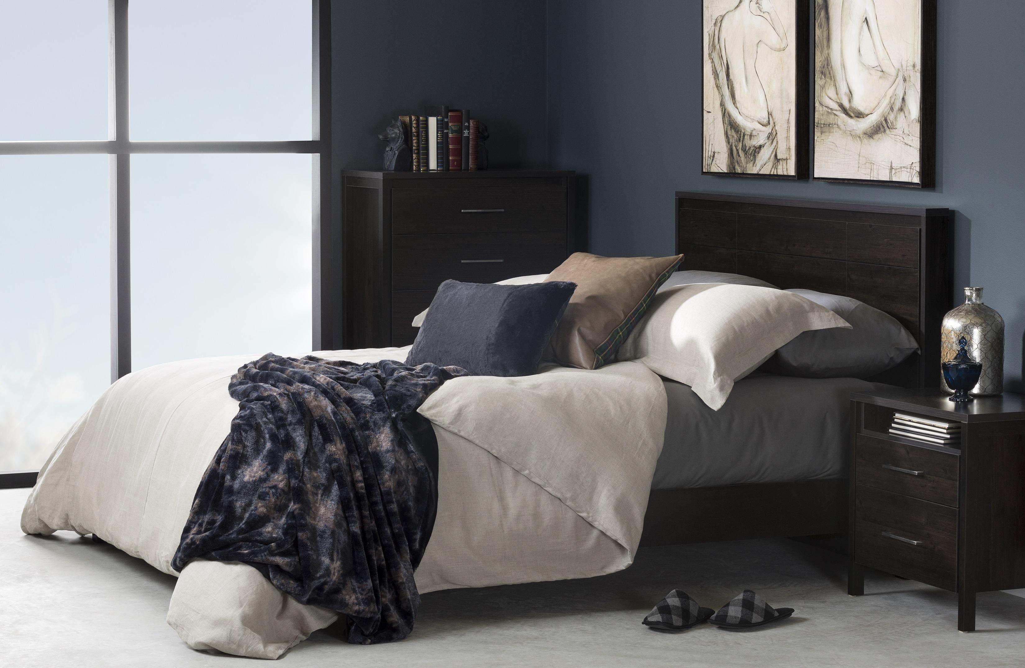 Papier Peint Pour Faire Tete De Lit décorer sa chambre sans se ruiner, c'est possible! | meubles