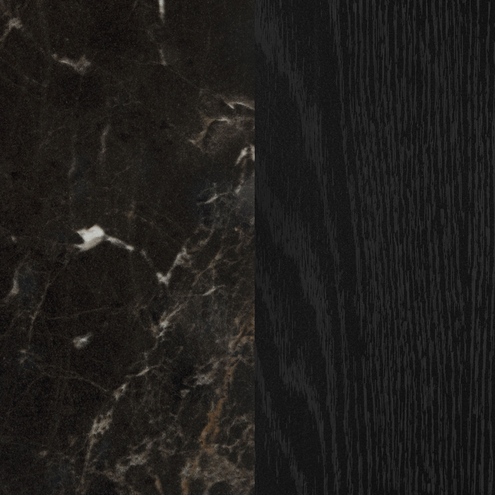 Black Oak and Black Marble