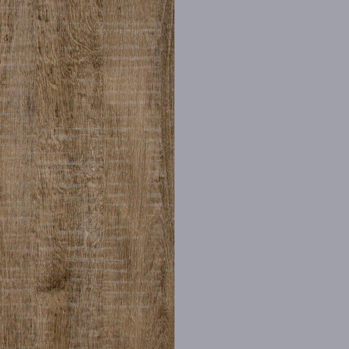 Weathered Oak And Soft Gray