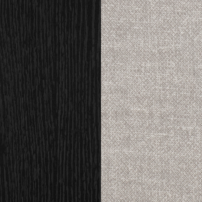 Black Oak and Taupe