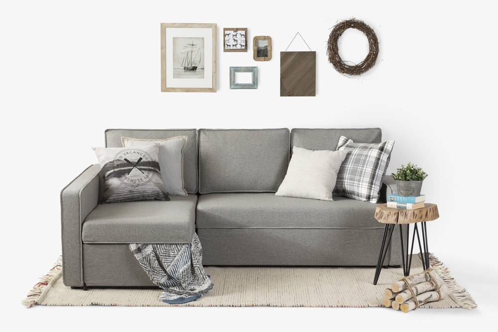 reclining beds catnapper furniture wolf sectional and with sleeper by sofa products